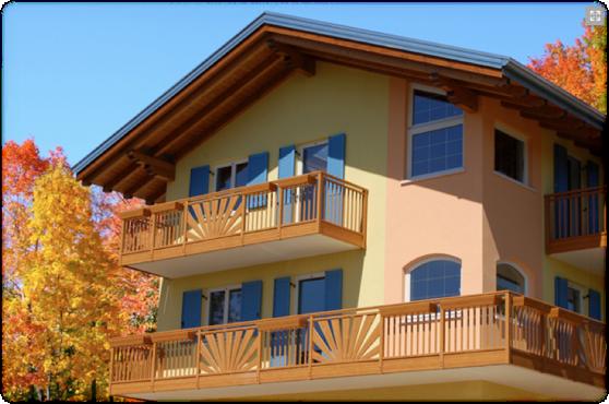 balconi poggioli parapetti in pvc e alluminio qualita
